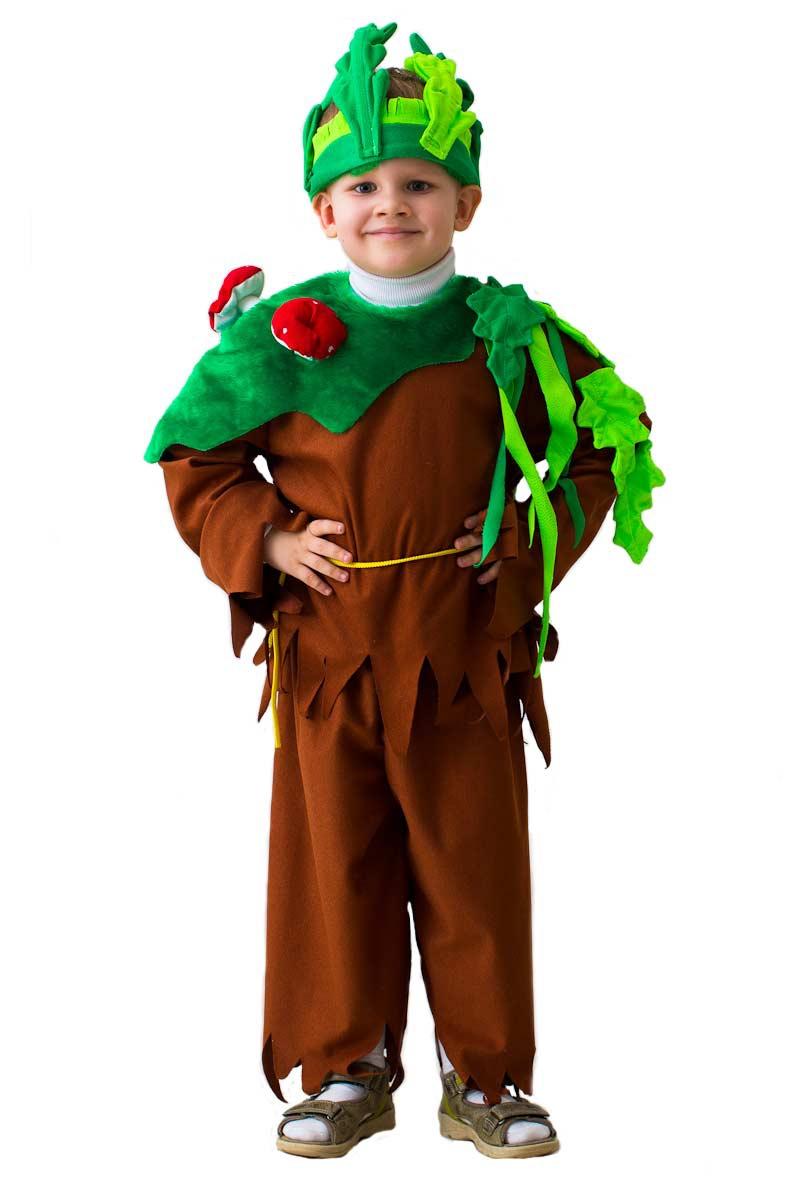 Как сшить костюм лешего на новый год