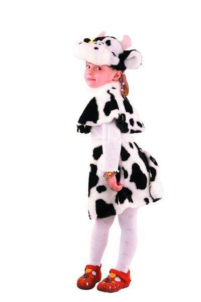 Карнавальные костюм коровы своими руками 3