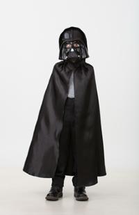 Детский костюм Робот черный 5229