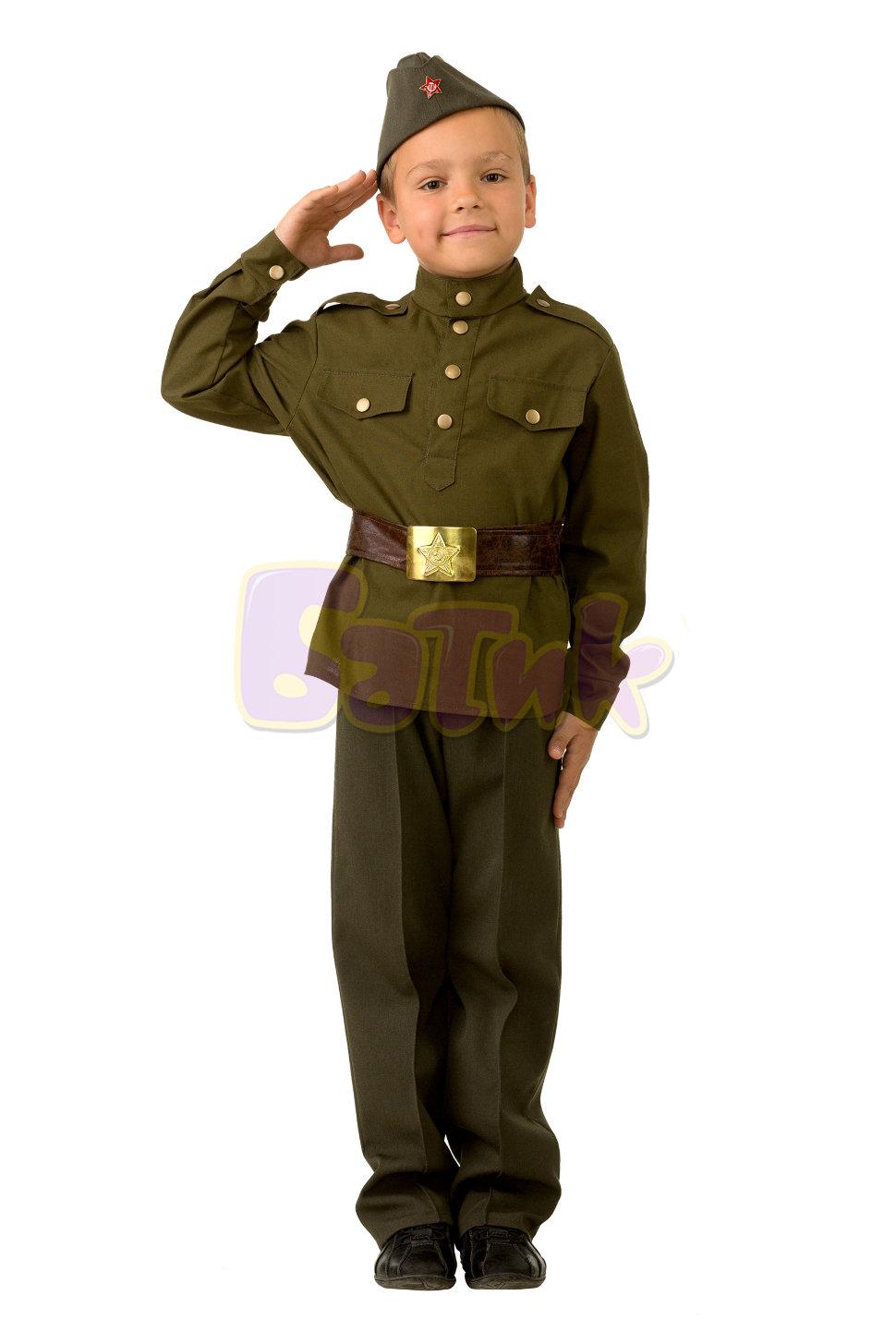 Детские военные костюмы в интернет-магазине Карнавал-СПб по цене от ... f747a828b3e