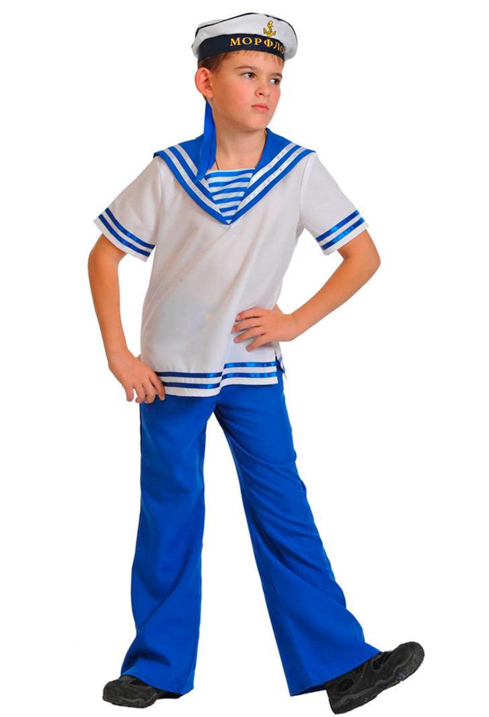 Детский костюм Моряка 5035 для мальчика 9212975150c