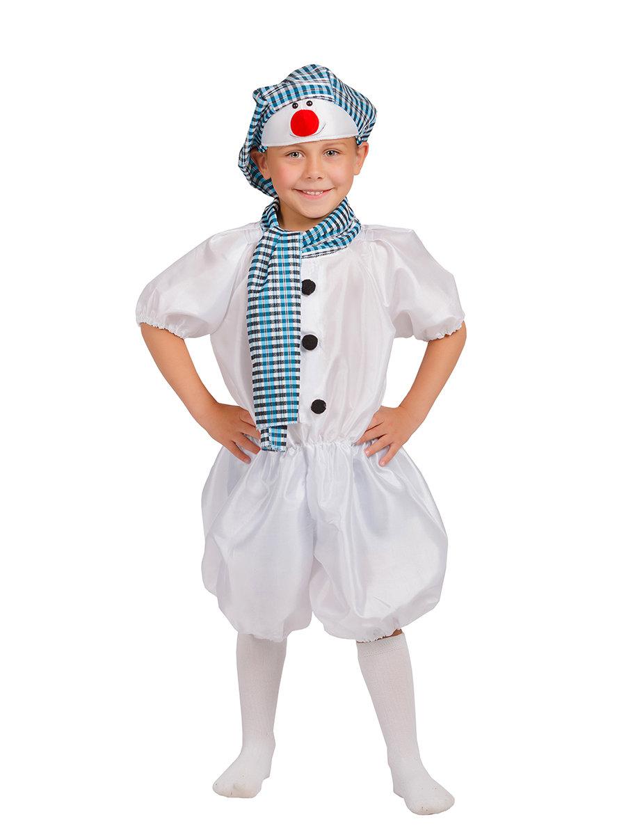 Костюм снеговика своими руками для девочки фото 366
