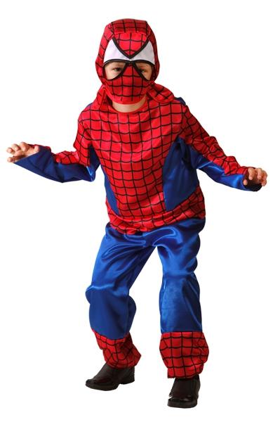 Раскраски костюмов человека паука
